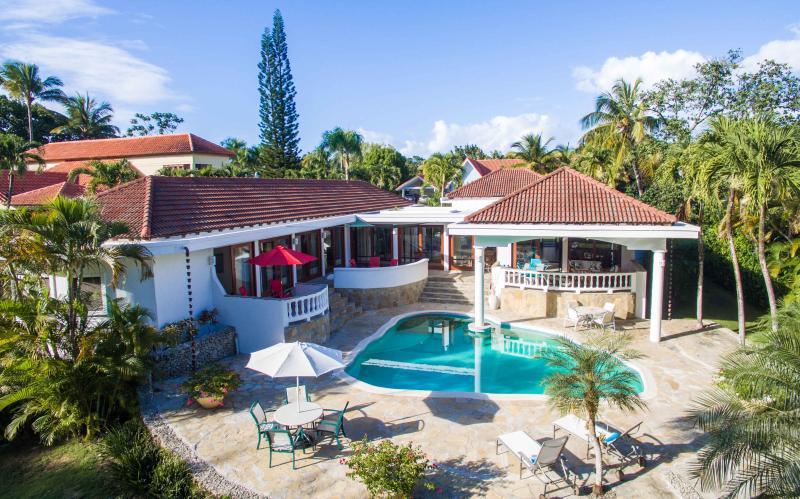 Villa Sirena - tropical garden villa - Image 1 - Sosua - rentals