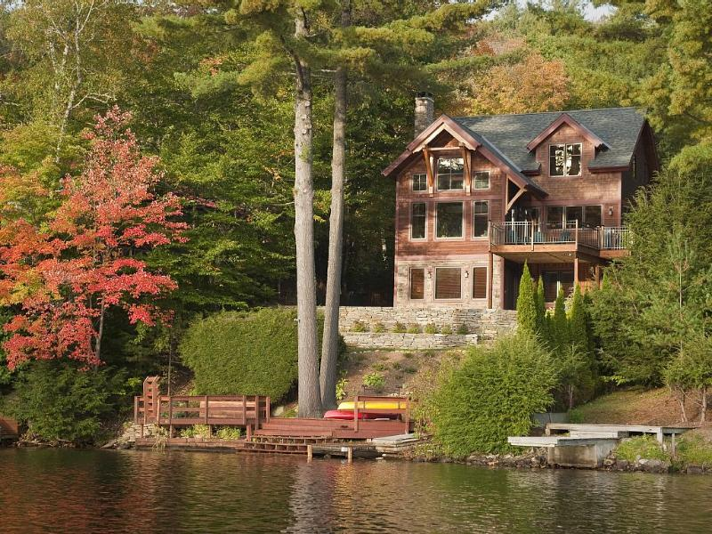 Spectacular location - Luxury Lakefront Home Near Okemo - Ludlow - rentals