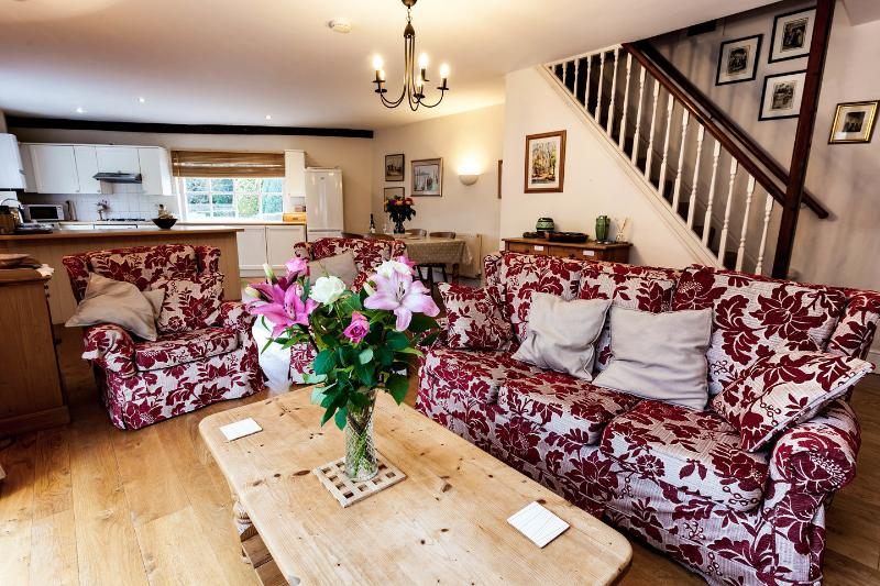 Living Room - Coach House Backwell - Bristol - rentals