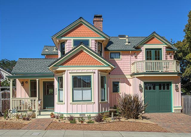 Welcome to Bliss by-the-Sea! - 3715 - Bliss by the Sea ~  Near the Beach & the Aquarium - Pacific Grove - rentals