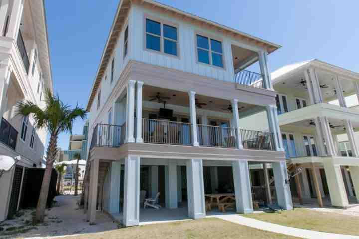 Pura Vida Home - Image 1 - Orange Beach - rentals