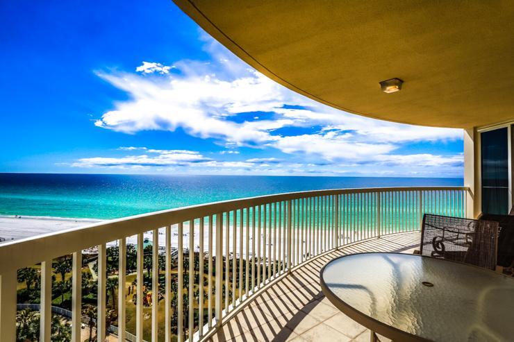 Porch view - BEACH FRONT DESTINATION - Destin - rentals