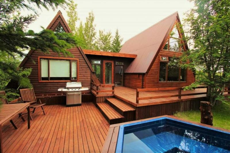 Golden Circle Cabin + Guesthouse - Image 1 - Arborg - rentals