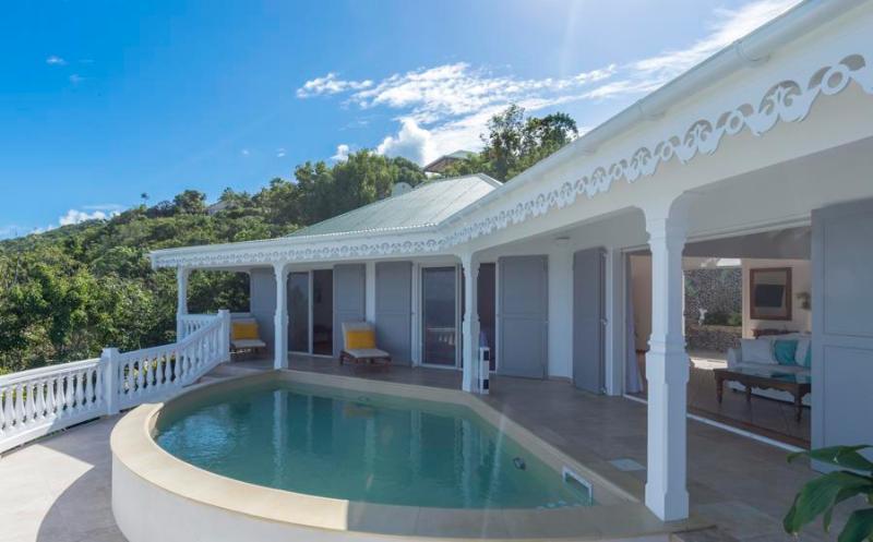 Villa 21 at Petite Saline, St. Barth - Ocean View, Pool, Private - Image 1 - Saint Jean - rentals
