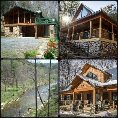 A River Mist Collection (6 Bedrooms) - Image 1 - Boone - rentals