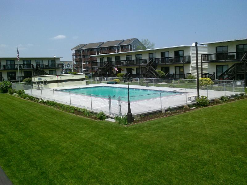 Community Pool - Affordable 2 Bd. Rm. 1 Bath Condo. - Ocean City - rentals