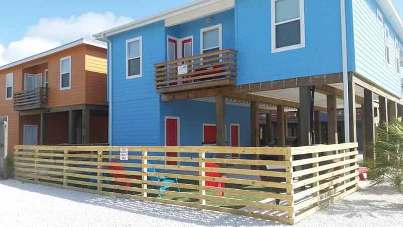 "New Stilt Home ""Oceans 11"" - Image 1 - Port Aransas - rentals"