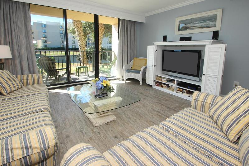 Island Club, 6101 - Image 1 - Hilton Head - rentals