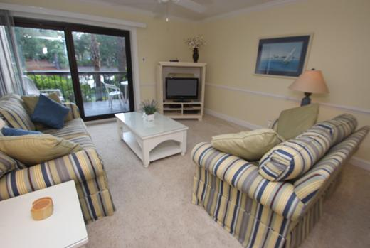 Island Club, 136 - Image 1 - Hilton Head - rentals