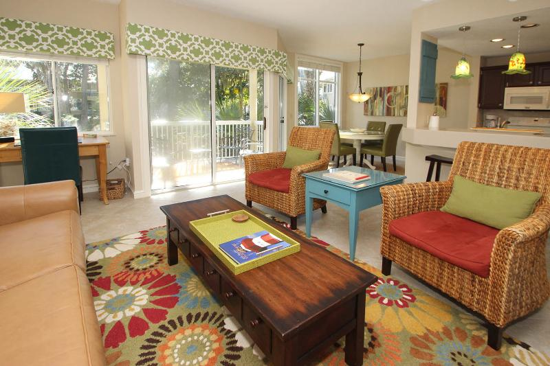 Barrington Park, 605 - Image 1 - Hilton Head - rentals