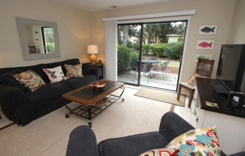 Coligny Villas, 40 - Image 1 - Hilton Head - rentals