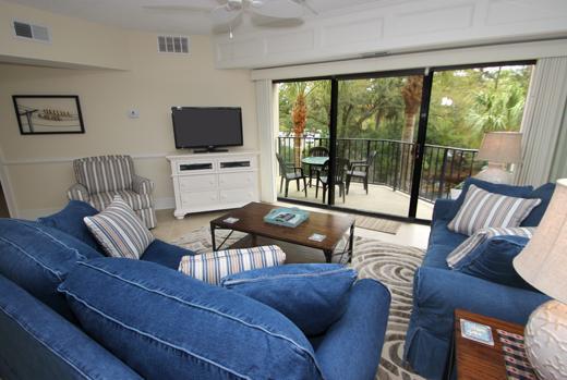 Forest Beach Villas, 219 - Image 1 - Hilton Head - rentals