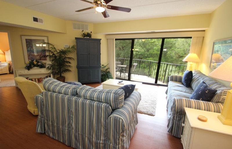 Forest Beach Villas, 323 - Image 1 - Hilton Head - rentals