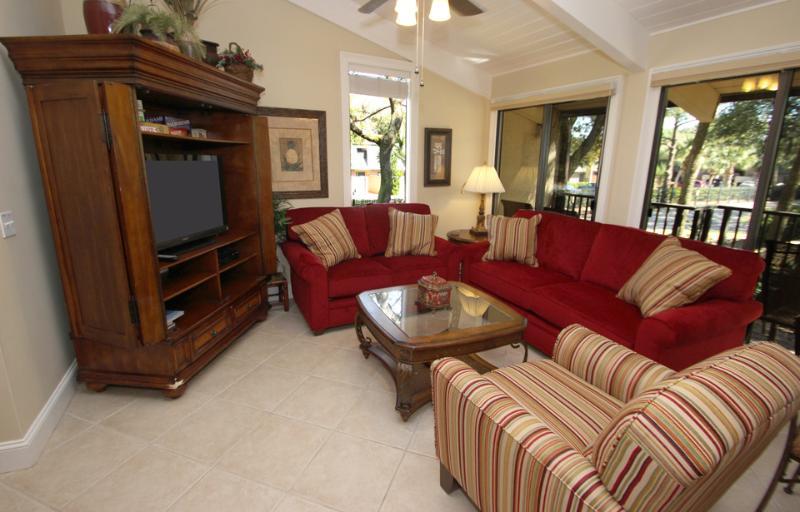 HH Beach Villa, 21 - Image 1 - Hilton Head - rentals