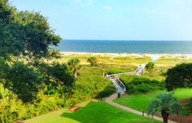 Island Club, 1402 - Image 1 - Hilton Head - rentals
