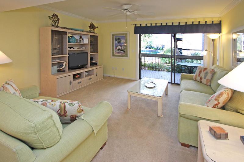 Island Club, 143 - Image 1 - Hilton Head - rentals