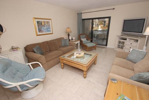 Island Club, 145 - Image 1 - Hilton Head - rentals