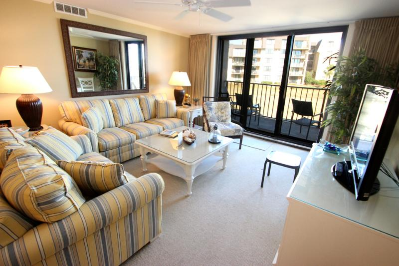 Island Club, 4201 - Image 1 - Hilton Head - rentals