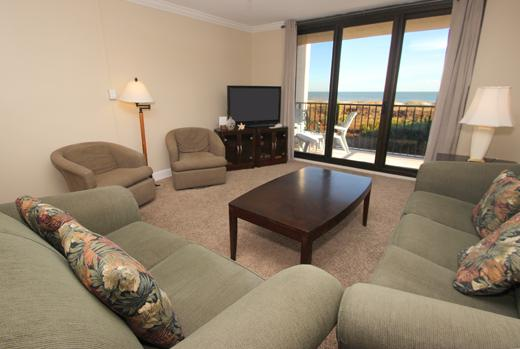 Island Club, 5201 - Image 1 - Hilton Head - rentals
