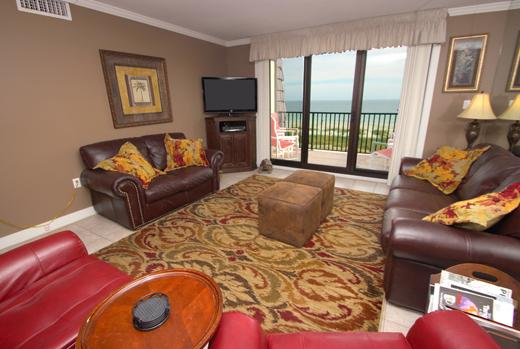 Island Club, 5502 - Image 1 - Hilton Head - rentals