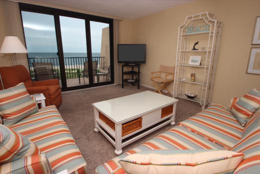 Island Club, 5504 - Image 1 - Hilton Head - rentals