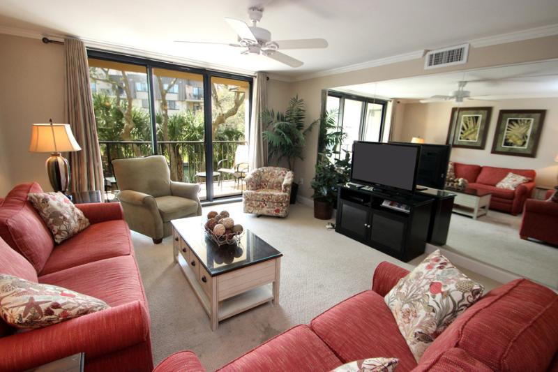 Island Club, 6205 - Image 1 - Hilton Head - rentals
