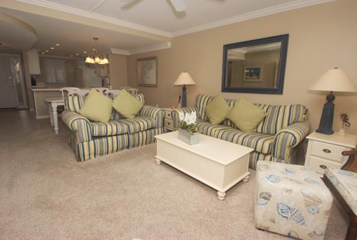 Island Club, 6103 - Image 1 - Hilton Head - rentals