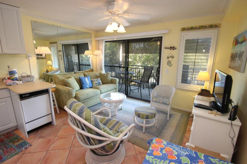Sea Side Villas, 205 - Image 1 - Hilton Head - rentals