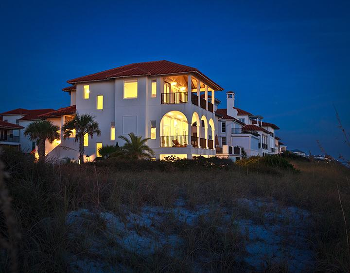 Beach View of Home - Laissez Faire - Santa Rosa Beach - rentals