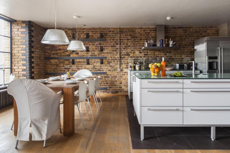 onefinestay - Clink Wharf private home - Image 1 - London - rentals