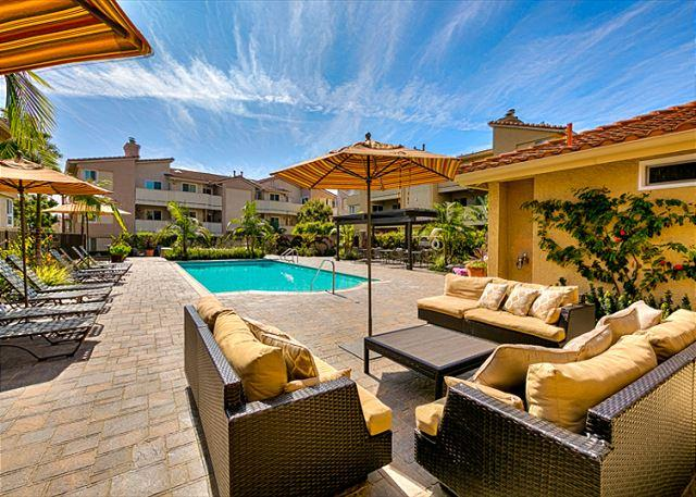 Enjoy the pool, simply relax or stroll to the beach from this wonderfully upgraded Condo. - Upgraded Monarch Hills Condo Nestled in the Upscale Community of Ritz Pointe - Dana Point - rentals