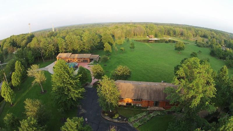 Kodiak Falls Lodge Ohio - Image 1 - Cleveland - rentals