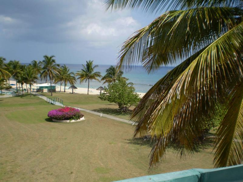 View From Upper Deck - Edgewater at Gentle Winds, 3BR Luxury Condo, USVI - Christiansted - rentals
