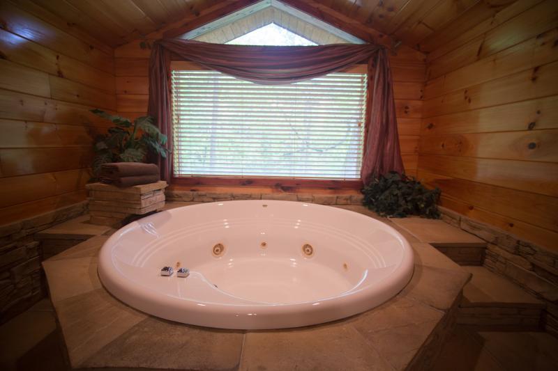 Enchanted Forest Resort: Hilltop Hideaway Cabin - Image 1 - Eureka Springs - rentals