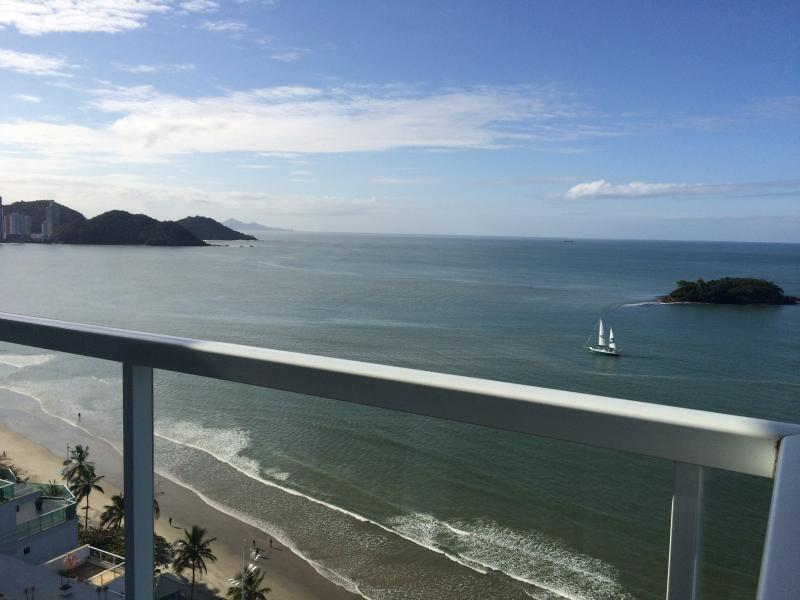 Vista Maravilhosa Sentido Norte / Notrh Side Ocean View - Apartment with amazing ocean view. - Balneario Camboriu - rentals