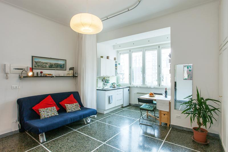 Enjoy your stay in this bright and comfortable apartment in Rome, just renovated and very equipped. - Nice Suite Rome in central area, close to Trastevere - Rome - rentals