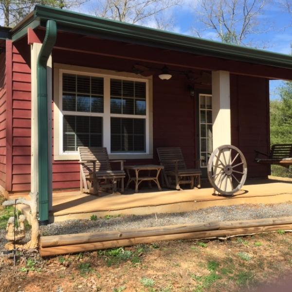 Hilltop Cabin - Image 1 - Murphy - rentals