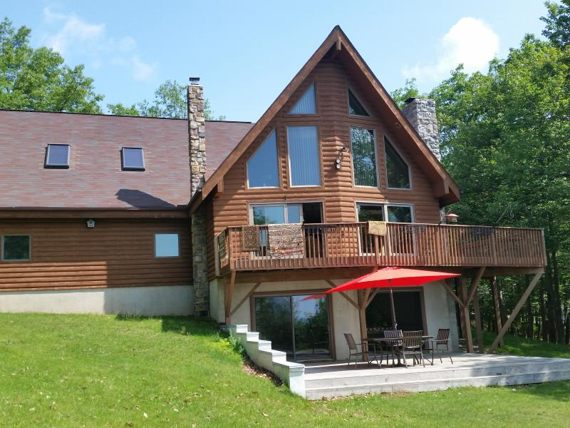 Pocono Chalet - All Seasons With Incredible Views - Image 1 - Albrightsville - rentals