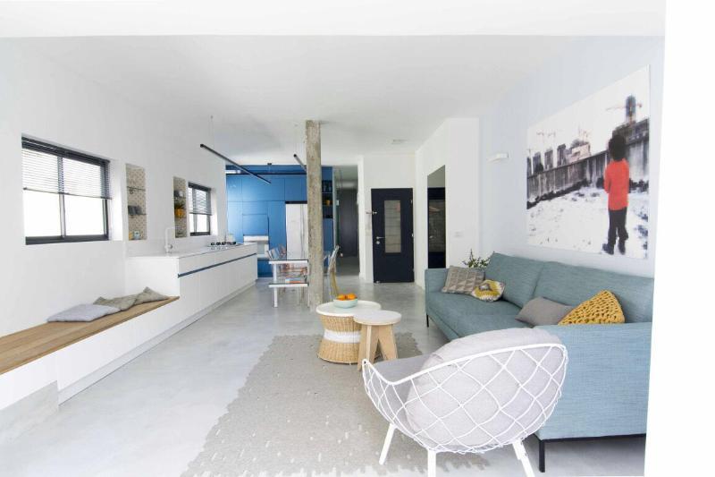 High-End New Apartment - Gordon Beach - Image 1 - Tel Aviv - rentals