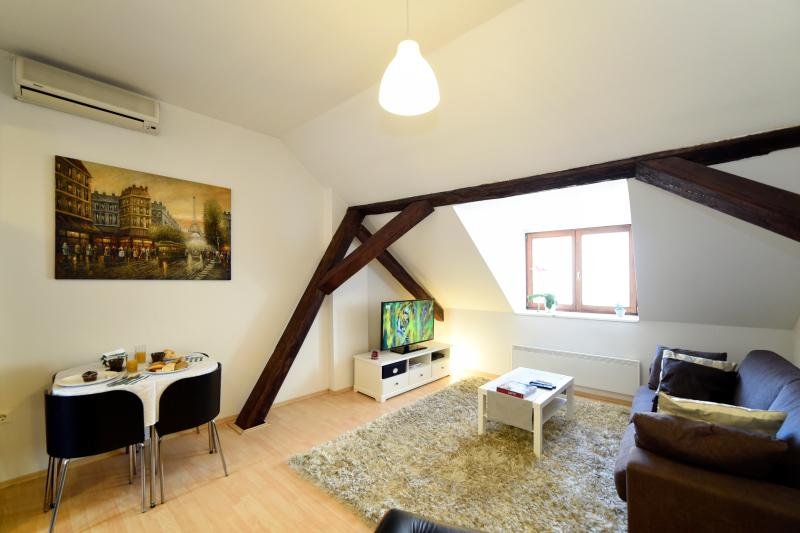 Fantastic Rooftop Flat-Top Location - Image 1 - Zagreb - rentals