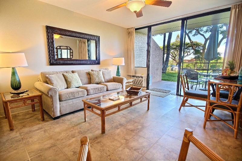Walk to Kamaole Beach I-Maui Vista 2120 - Image 1 - Kihei - rentals