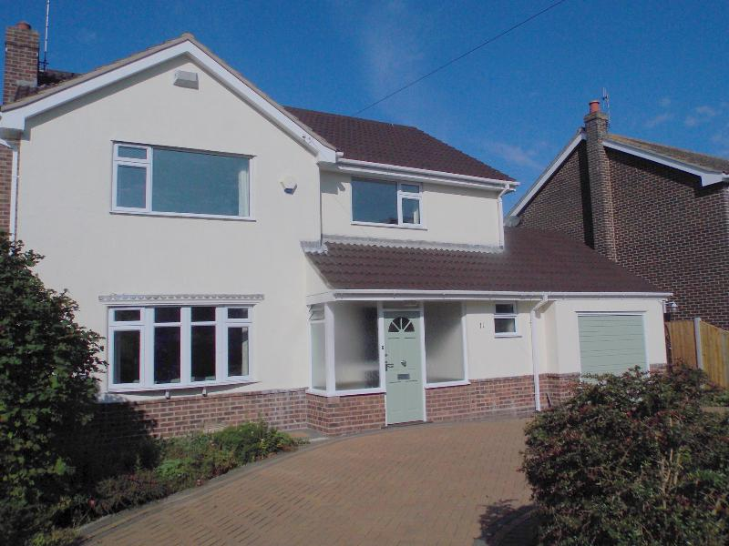 Front of house - FOURTH AVENUE, FRINTON ON SEA - Frinton-On-Sea - rentals