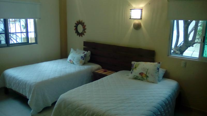 One Block to the Beach Great apartment dowtown! - Image 1 - Playa del Carmen - rentals
