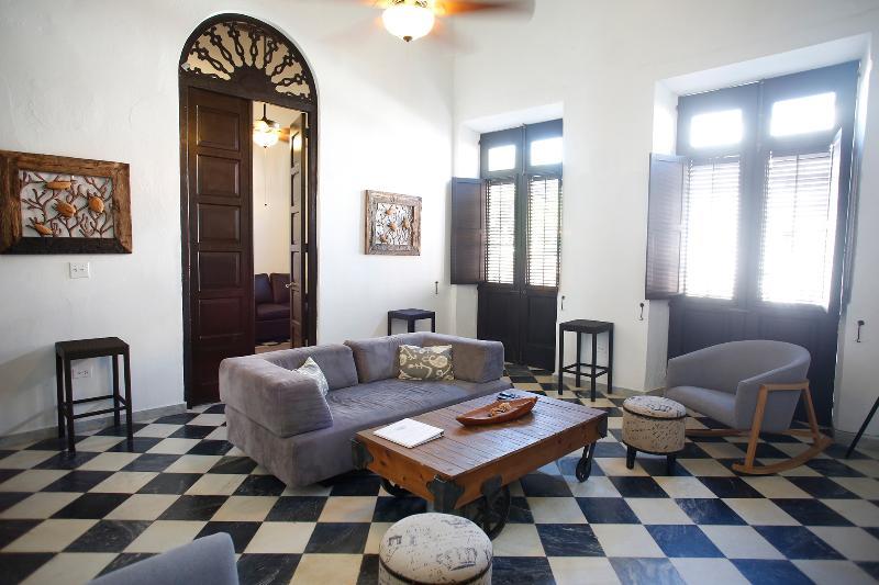 San Sebastian Balcony Rental - Image 1 - San Juan - rentals