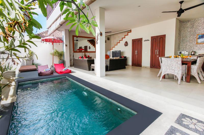 Double Units T 2 Bedroom Villa in Legian - Image 1 - Legian - rentals