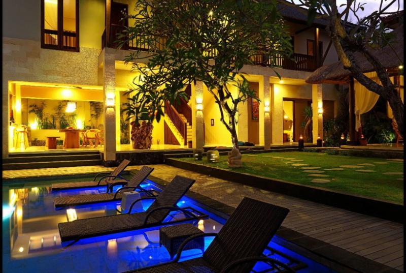 Alin 3 bedrooms Relaxing Villa, Near Seminyak - Image 1 - Kerobokan - rentals
