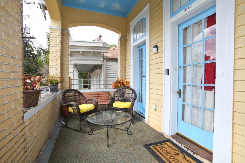 Quiet safe1 blk off St Charles & Streetcar - Image 1 - New Orleans - rentals