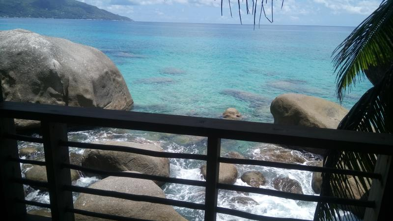 View on Beau Vallon Bay  - Infinity Villa - Glacis - rentals