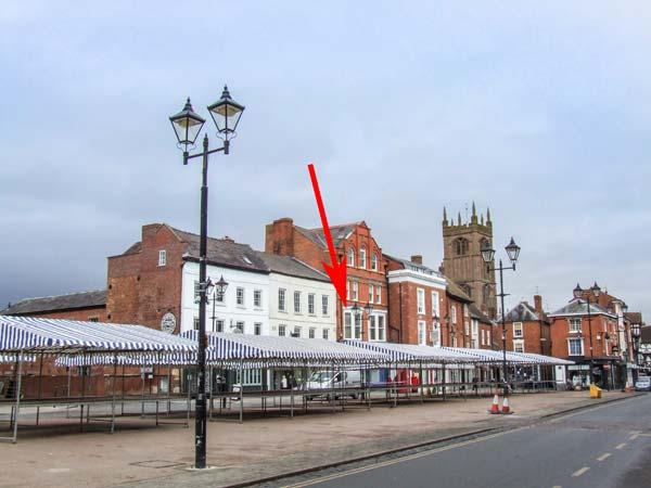 FLAT C, romantic first floor apartment, WiFi, open plan, centre of town, in Ludlow, Ref 930224 - Image 1 - Ludlow - rentals