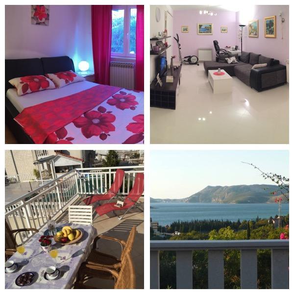 Luxury sea-view apartment III - Image 1 - Cavtat - rentals